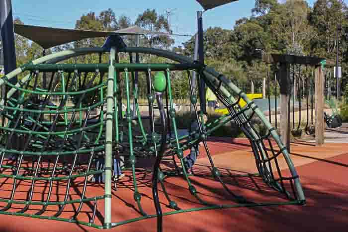 Glenmore Park Playground