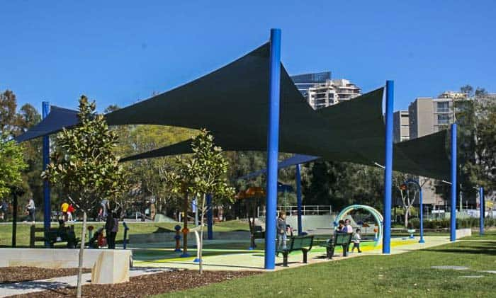James Ruse Reserve Splash Park