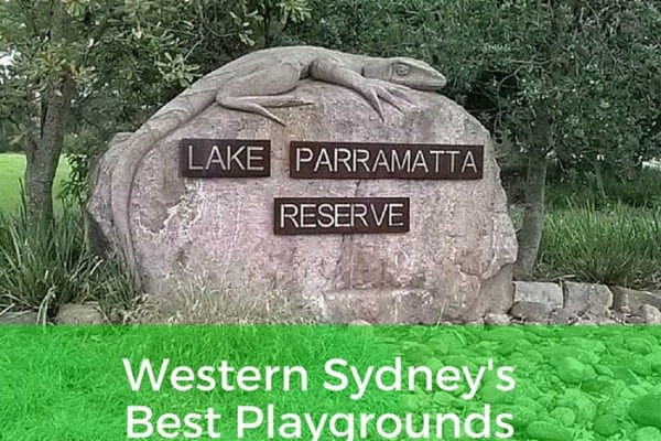 Best playgrounds in western sydney