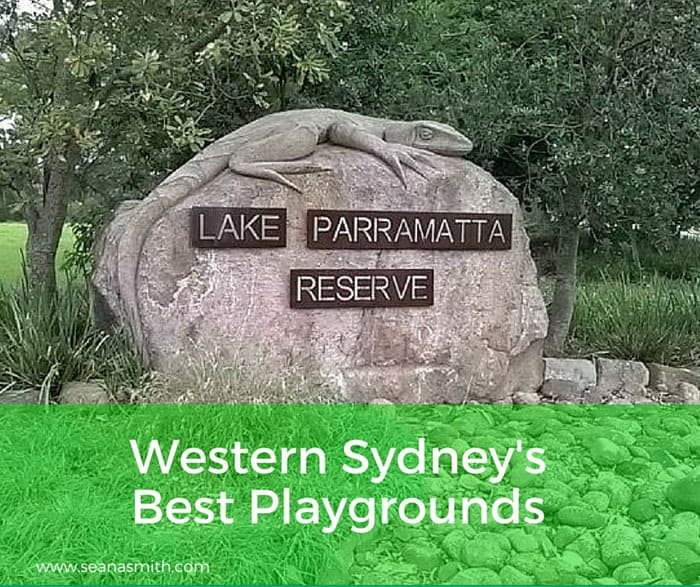 Western Sydney's Best Playgrounds 2