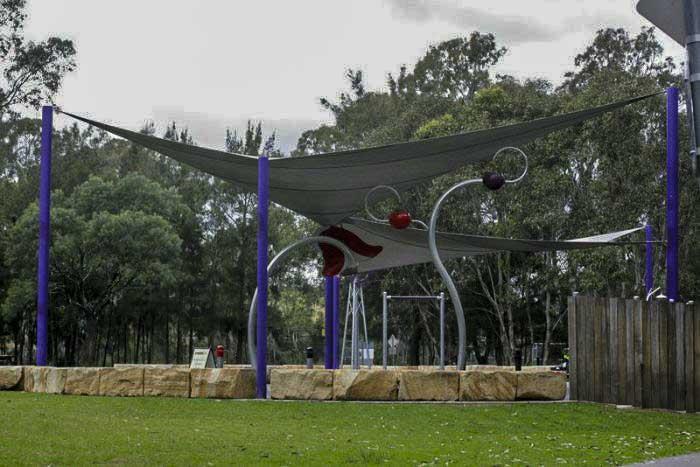 nurragingy Reserve playground
