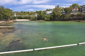 Parsley Bay in Vaucluse – Best Eastern Suburbs Beaches for Kids