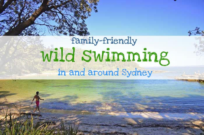 family friendly swimming sydney honeymoon bay