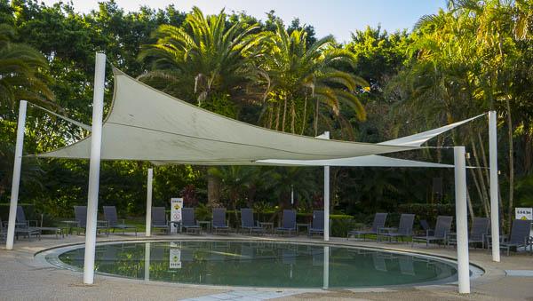 RACV Royal Pines playgrounds swimming pools