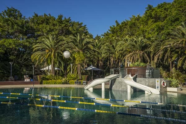 RACV Royal Pines playgrounds swimming pools_1