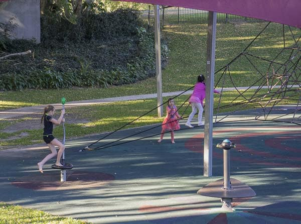 RACV Royal Pines playgrounds swimming pools_3