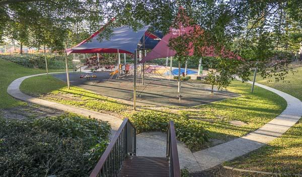 RACV Royal Pines playgrounds swimming pools_5