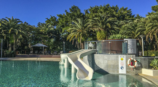 RACV Royal Pines playgrounds swimming pools_9