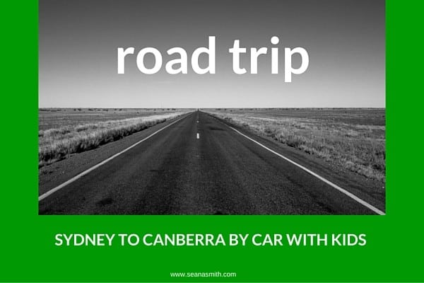 Road Trip Canberra 600