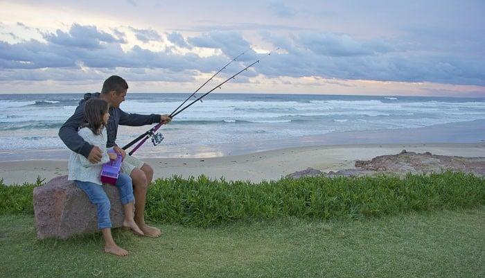 12. Birubi fishing