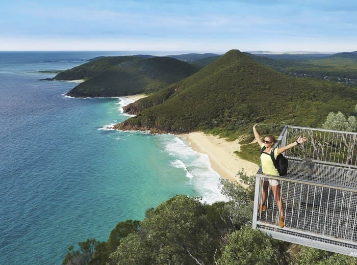 8. Tomaree Lookout_1