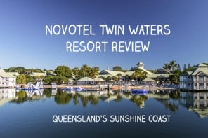 Novotel Twin Waters Resort – A Review For Families