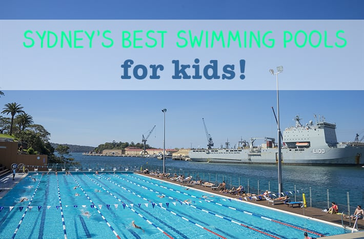 Sydney s best swimming pools for kids