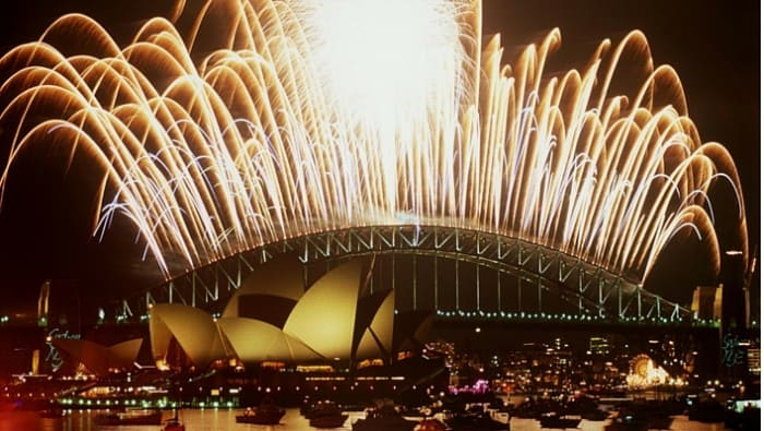 Fireworks Canva