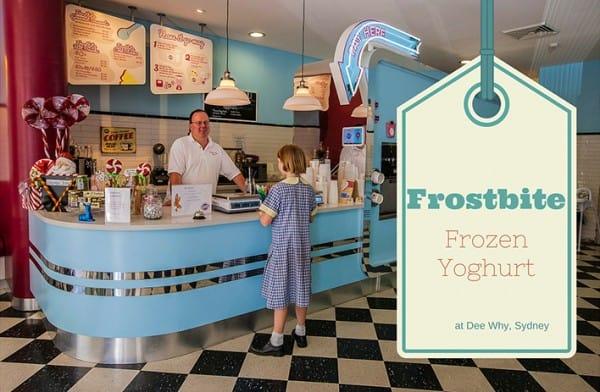 Frostbite Frozen Yoghurt Dee Why 700