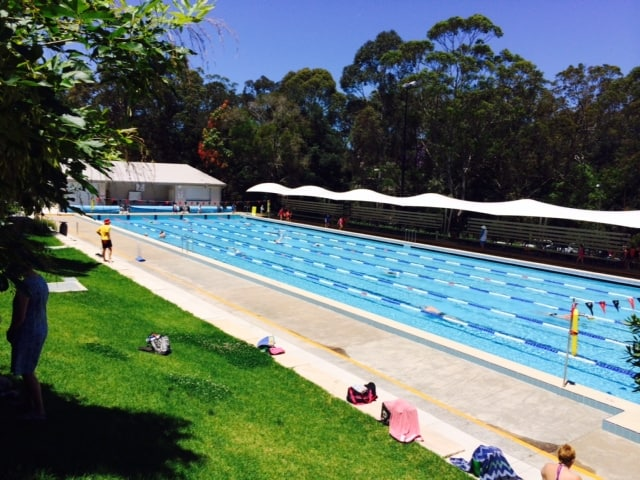 Ku ring gai fitness and aquatic centre formerly west - Outdoor swimming pools north west ...