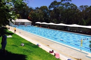 Ku-ring-gai Fitness and Aquatic Centre (formerly West Pymble Pool).