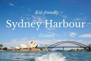 The Best Kid-Friendly Sydney Harbour Cruises