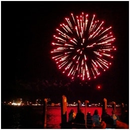 things to do in Forster for kids fireworks nye