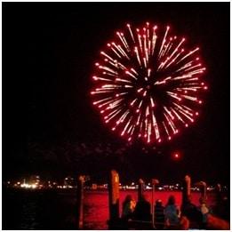 fireworks nye forster