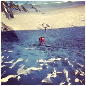 one mile beach dunes 2