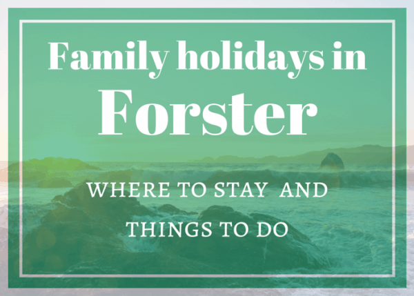 Forster family holidays