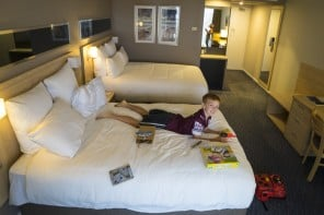 The Novotel Wollongong Northbeach – Our Family Review