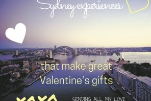 10 Sydney Experiences That Make Great Valentine's Day Gifts
