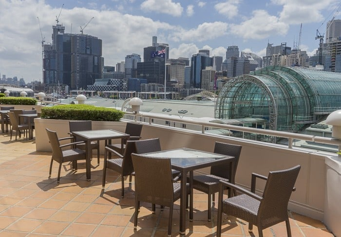 The Ternery Restaurant Novotel Darling Harbour (4)