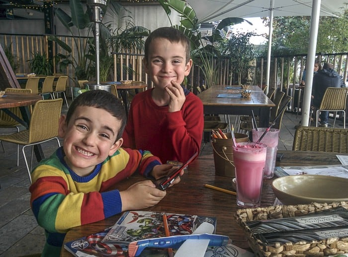 kid friendly cafes central sydney_16
