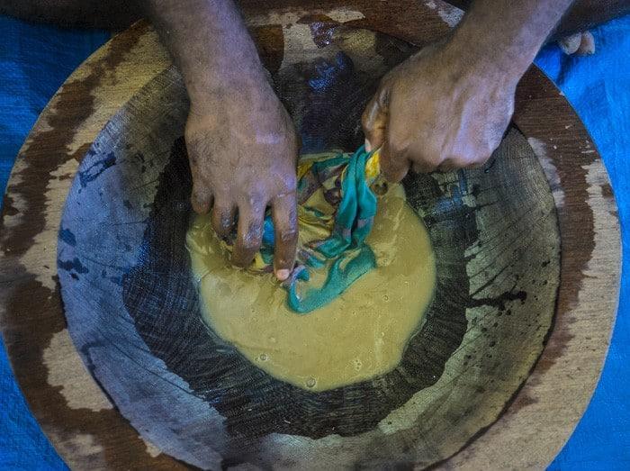 Community Tourism - Kava bowl