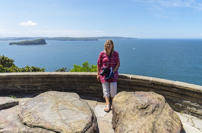 West Head Lookout Sydney Out Back