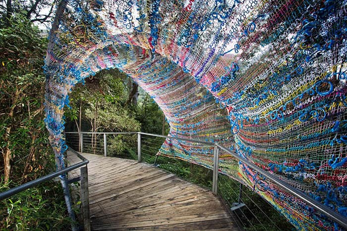 Sculpture At Scenic World – Open until May 8th