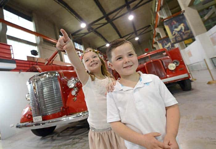 Museum of fire penrith