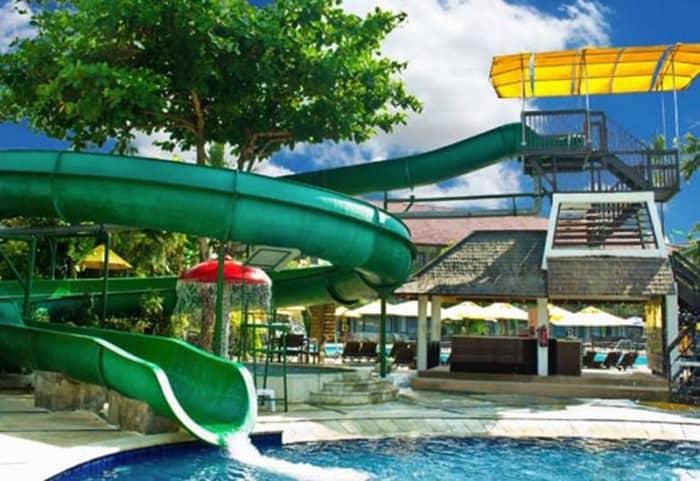 dynasty water slide