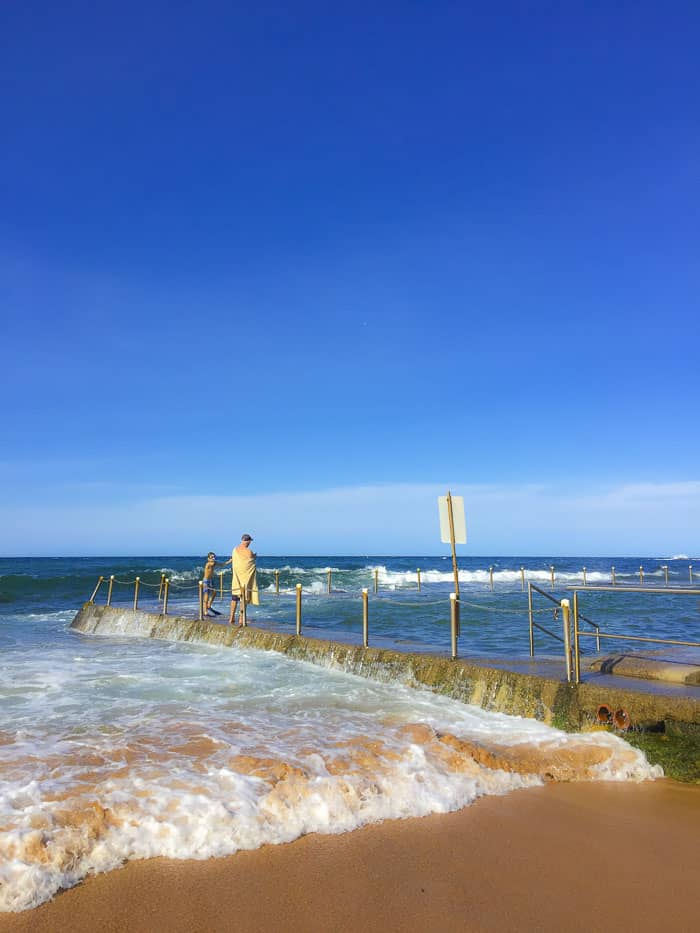 Newport beach sydney