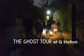 Ghost Tour At Q Station – Spooky