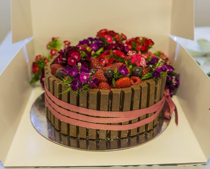 Amazing Cakes @ School Open Day Cake Comp