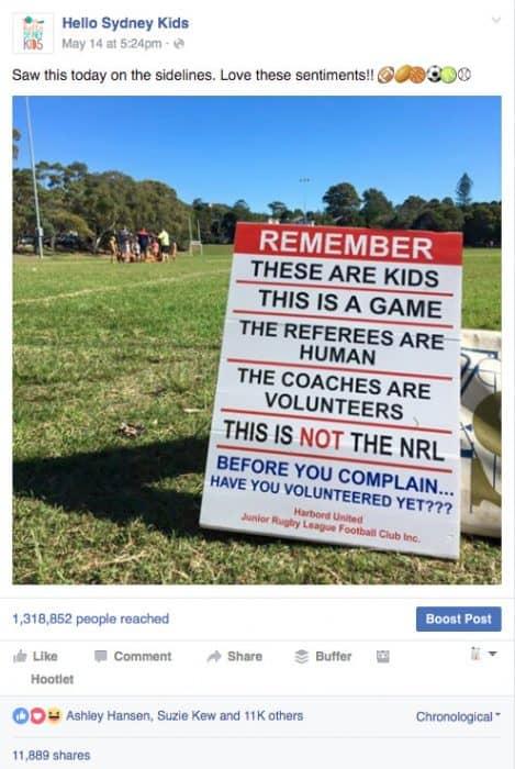 kids sports viral photo