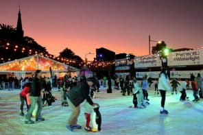 Ice Rinks + Winter Festivals in Sydney These School Holidays July 2016