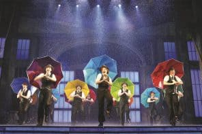Singin' In The Rain – Musical Comedy Review