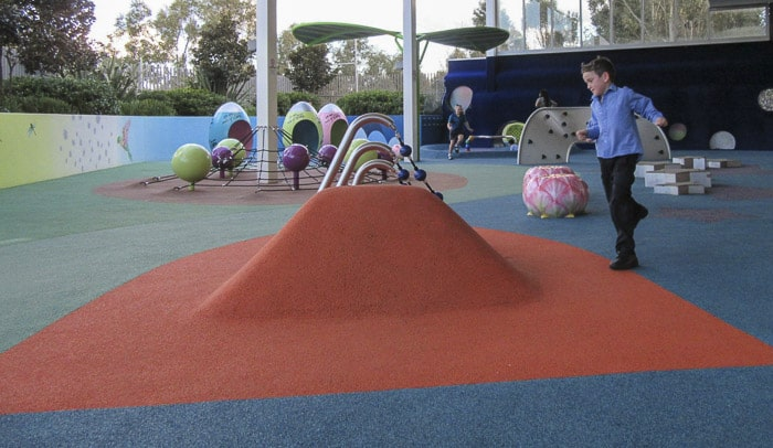 Backyard playground at Rouse Hill Town Centre_1