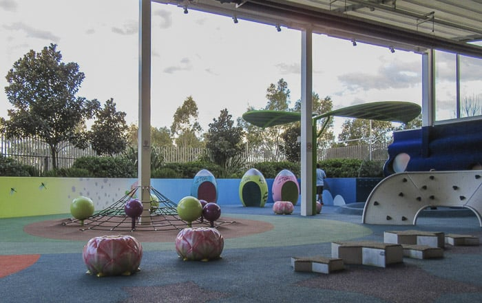 Backyard playground at Rouse Hill Town Centre_2