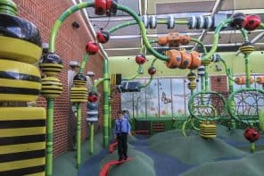 The Backyard Playground (and others) at Rouse Hill Town Centre