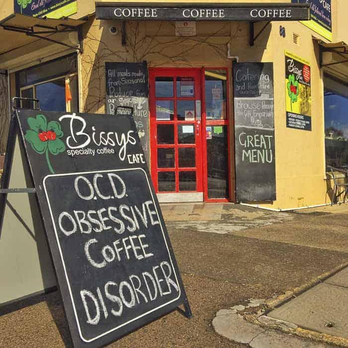 Bissys Cafe best cafes orange