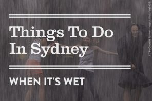 Things To Do In Sydney When It's Wet