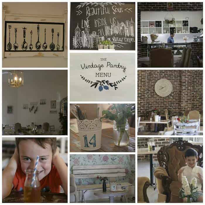 The Vintage Pantry Windsor