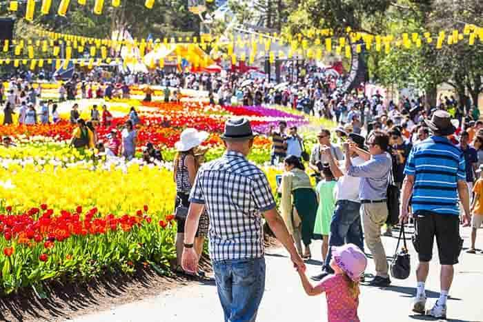 Floriade 2016 Canberra