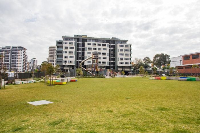 Wulaba Park playground