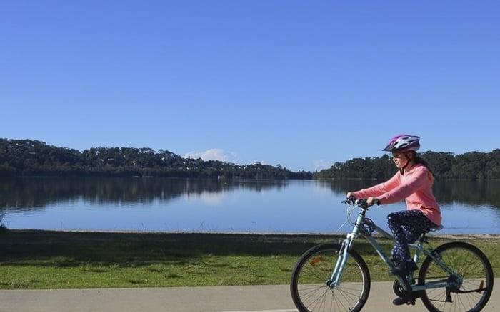 narrabeen bike track